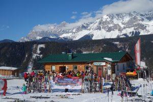 sonnenstüberl rohrmoos skiurlaub skihütte winterurlaub klemmerhof